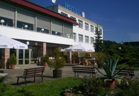 Berghotel Güntersberge